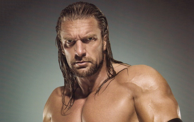 WWE Wrestler Triple H (click to view)