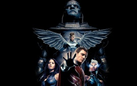 X-Men Apocalypse 2016 Movie