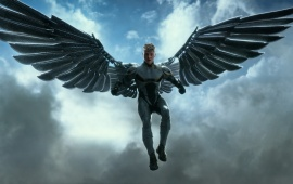 X-Men Apocalypse Ben Hardy As Warren Worthington III