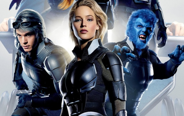 X-Men Apocalypse Cast (click to view)