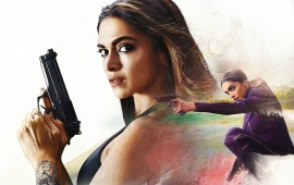 xXx Return Of Xander Cage Deepika Poster