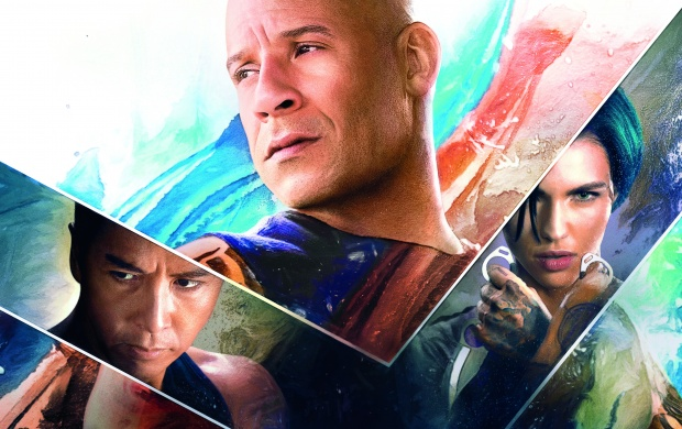 xXx The Return Of Xander Cage 4K (click to view)