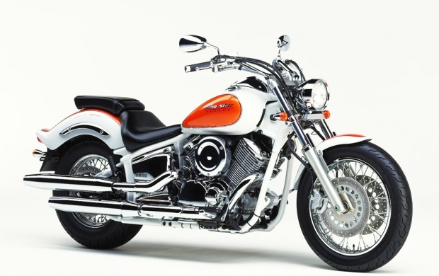 Yamaha 1100 Drag Star (click to view)