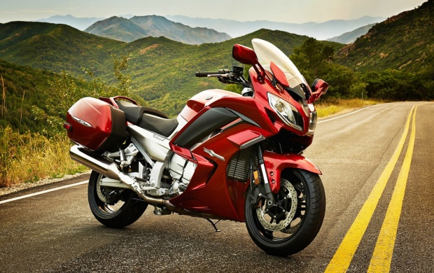 Yamaha FJR1300ES 2014 (click to view)