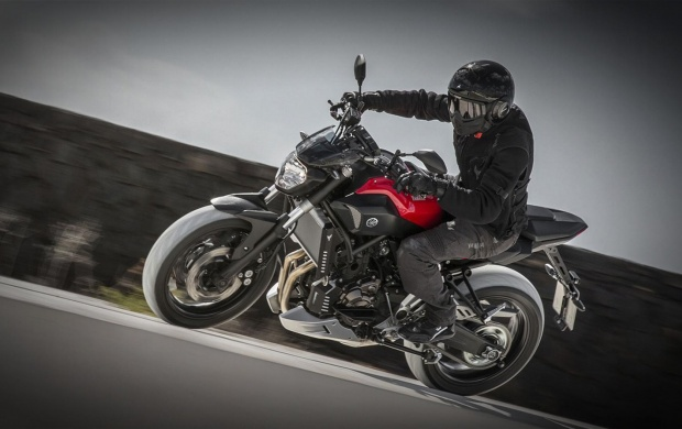 Yamaha FZ-07 2015 First Ride (click to view)