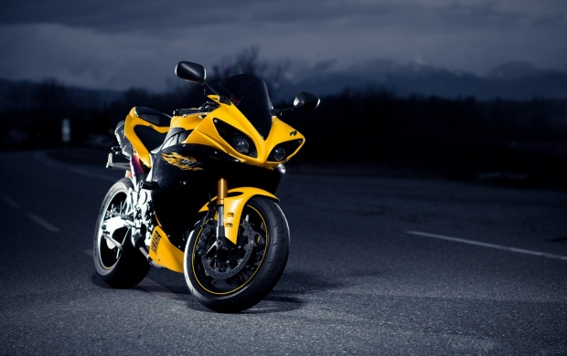 Yamaha R1 Superbike (click to view)