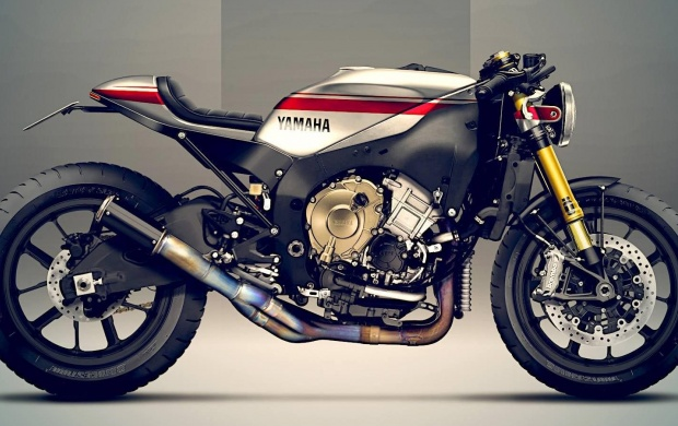 Yamaha R1M Cafe Racer (click to view)