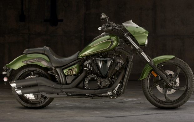 Yamaha Stryker Bullet Cowl 2015 (click to view)