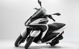 Yamaha Tricity Scooter 2014