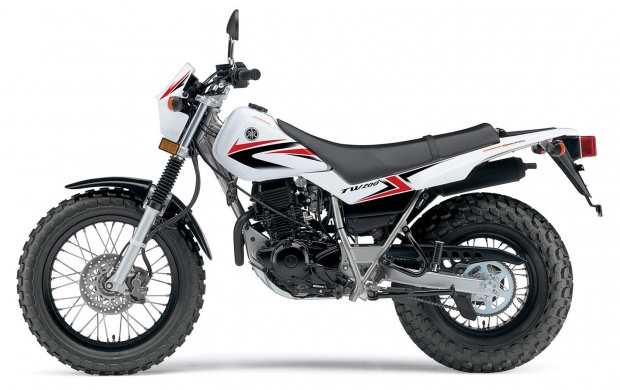 Yamaha TW 200 2010 (click to view)