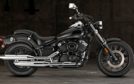 Yamaha V-Star 650 Custom 2015