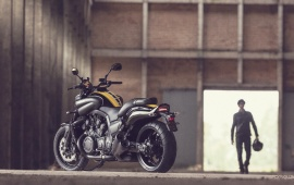 Yamaha VMAX 60th Anniversary Shows 2016