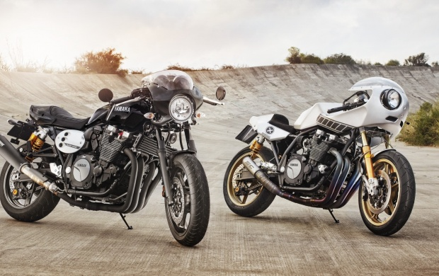 Yamaha XJR1300 First Look (click to view)