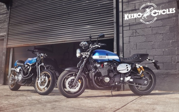 Yamaha XJR1300 Racer 2015 (click to view)