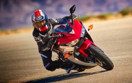 Yamaha YZF-R3 Red 2015