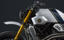 Yard Built Yamaha XSR700