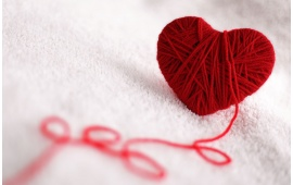 Yarn Red Heart