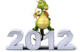Year Of Dragon 2012