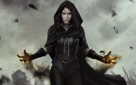 Yennefer Of Vengerberg The Witcher 3: Wild Hunt