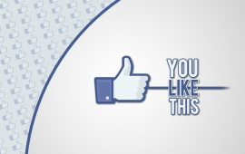 You Like This On Facebook