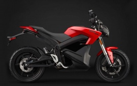 Zero SR Electric Motorcycle 2014
