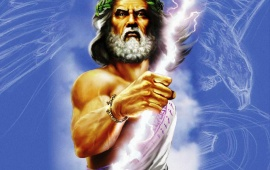 Zeus Greek God