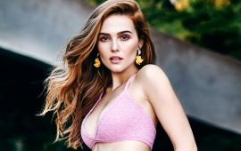 Zoey Deutch 2016