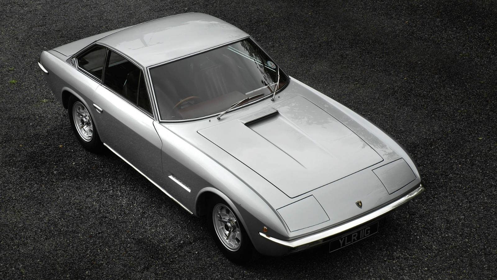 1969 Lamborghini Islero Wallpapers 1600x900 602098