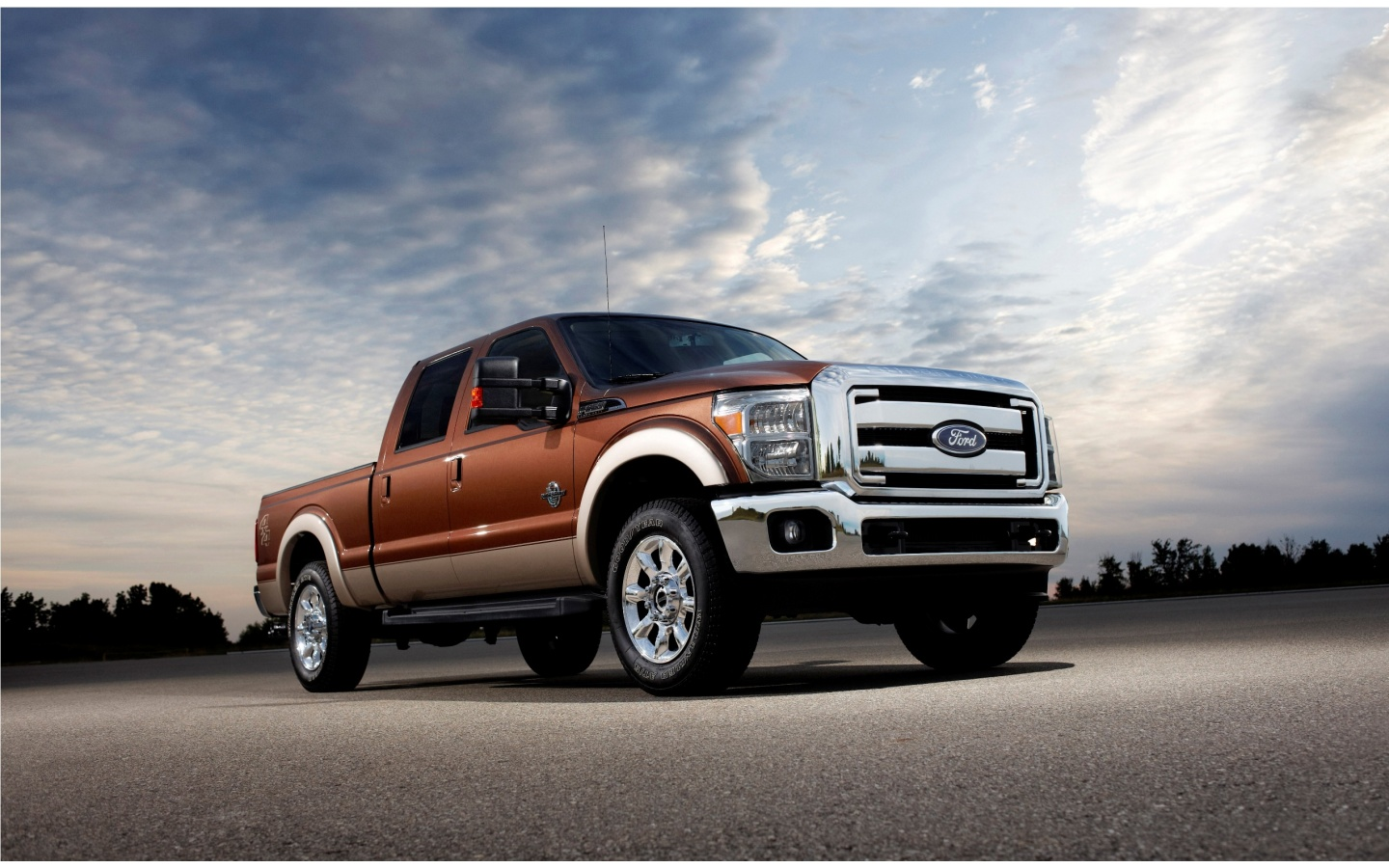 2011 ford super duty truck wallpapers 1440x900 378389