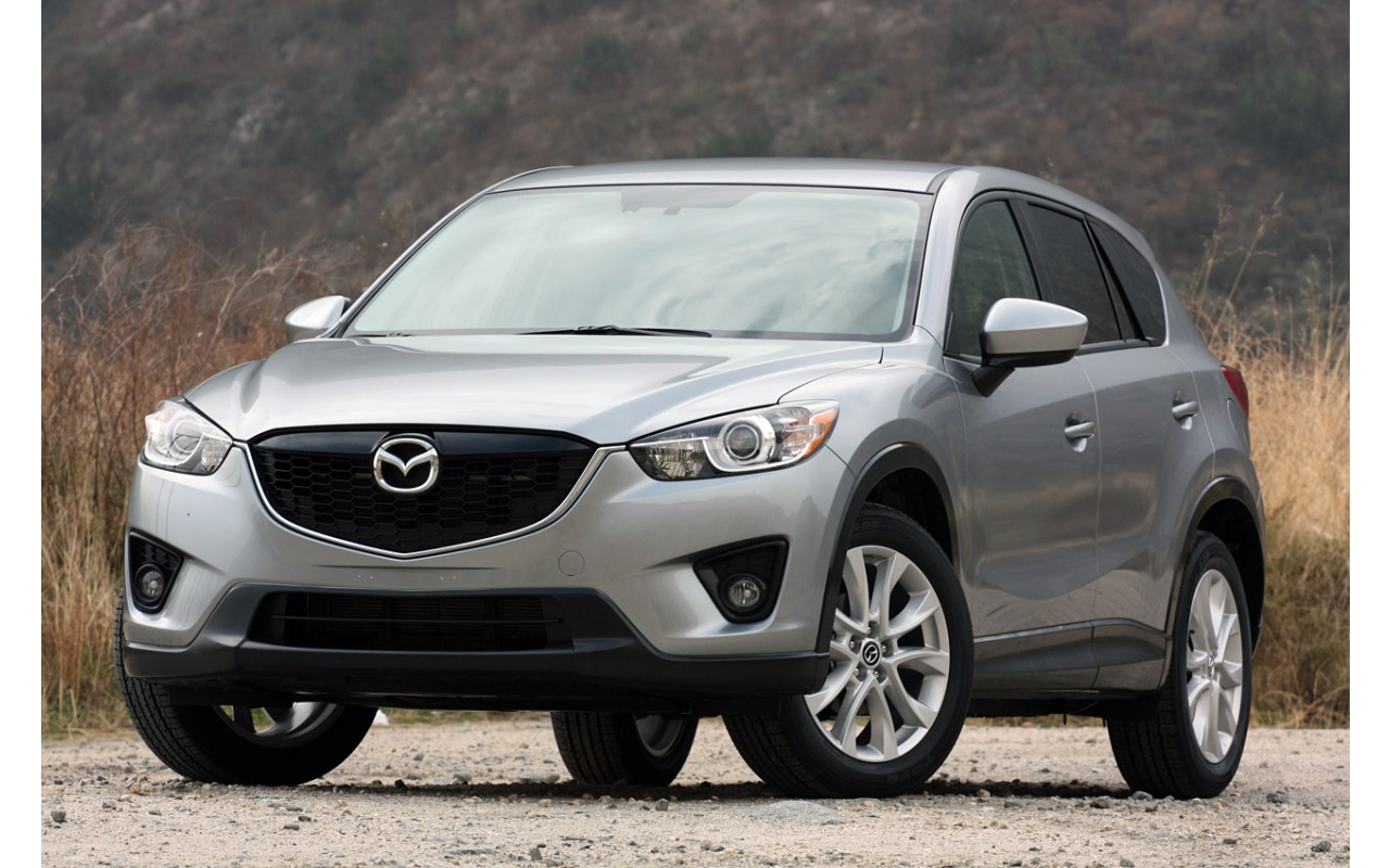 2013 Mazda CX 5 Gray Wallpapers - 1280x800 - 298468