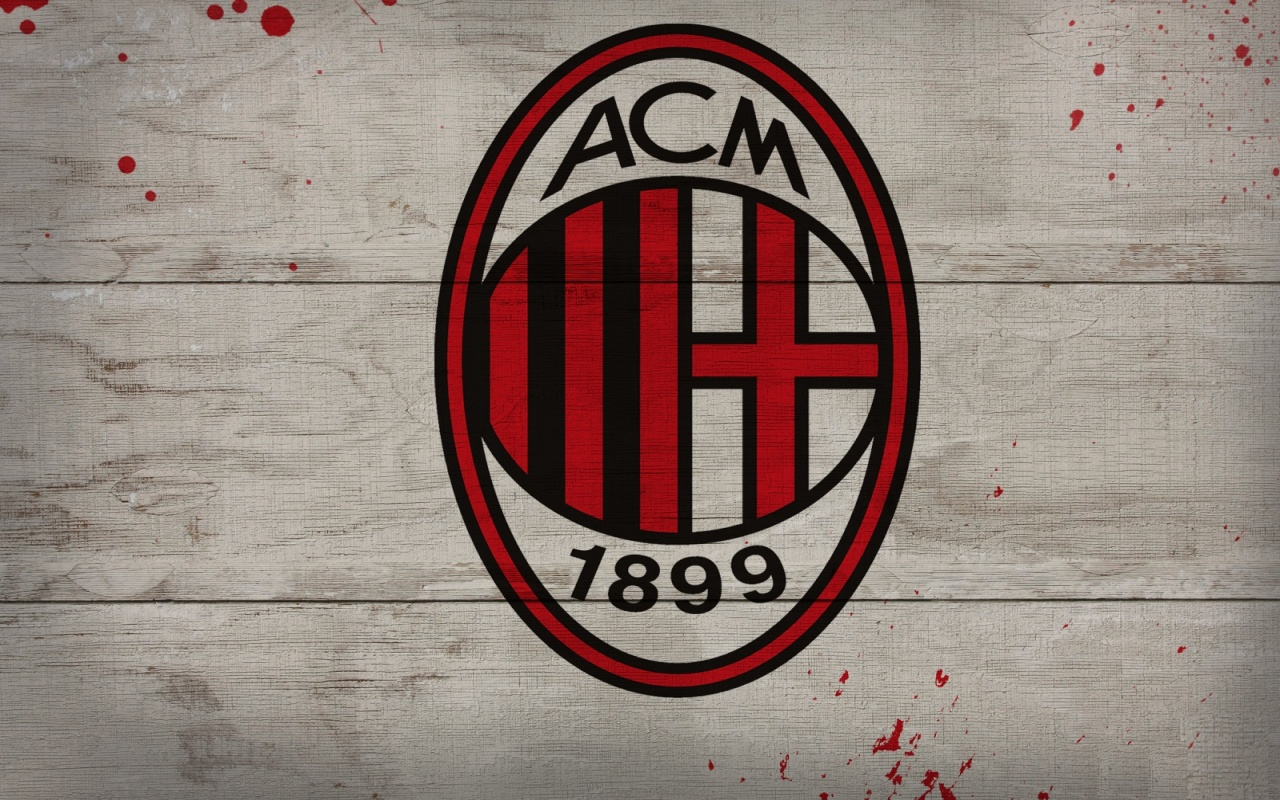 Ac milan football club logo 1280 x 800 download close