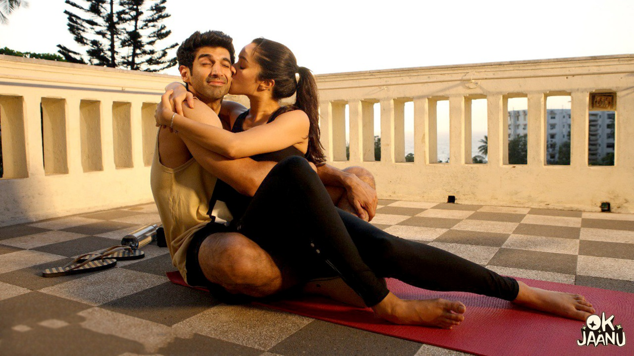 Aditya Shraddha Kapoor OK Jaanu Movie