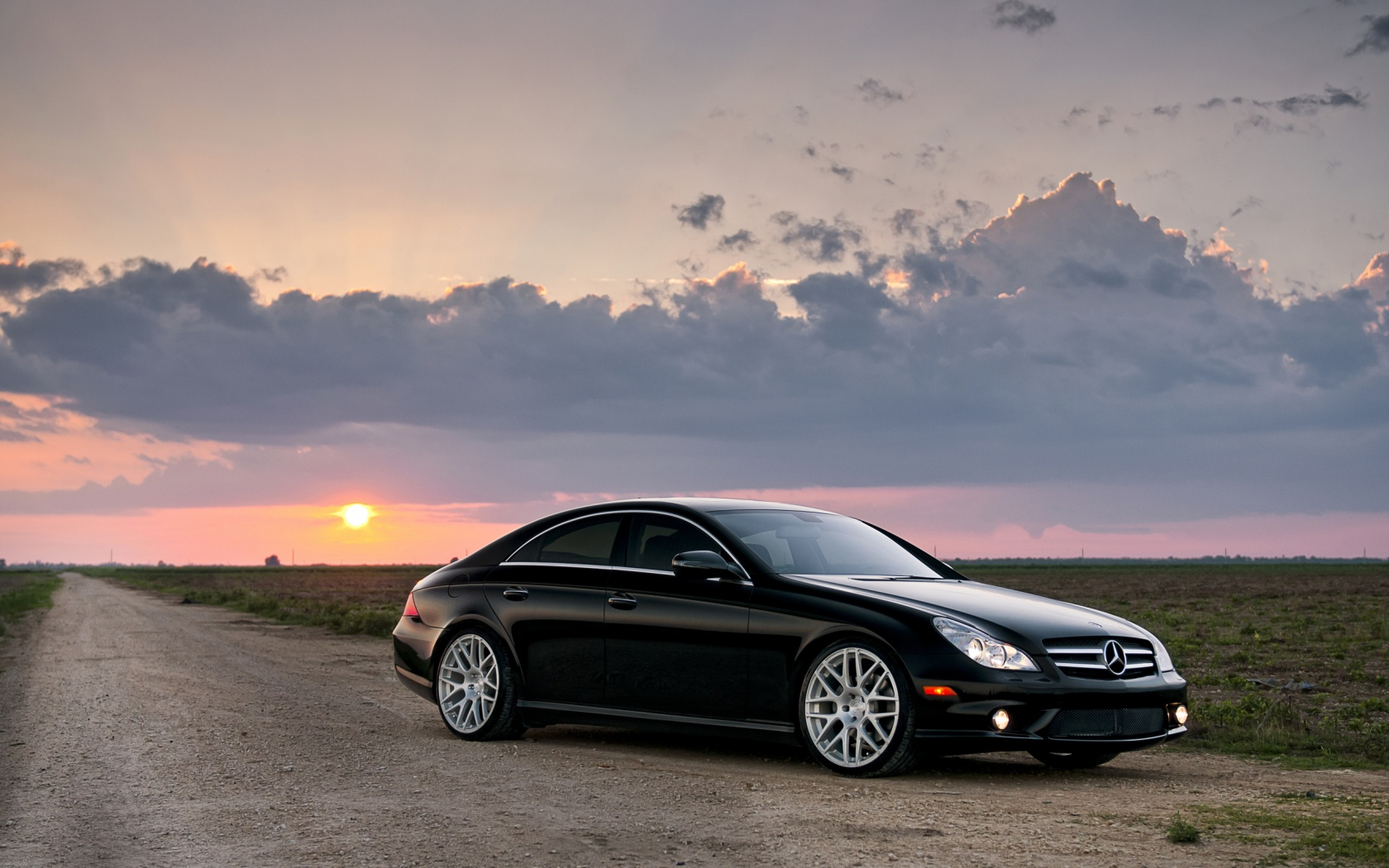 Adv 1 Mercedes Cls 550 Wallpapers 1680x1050 448143