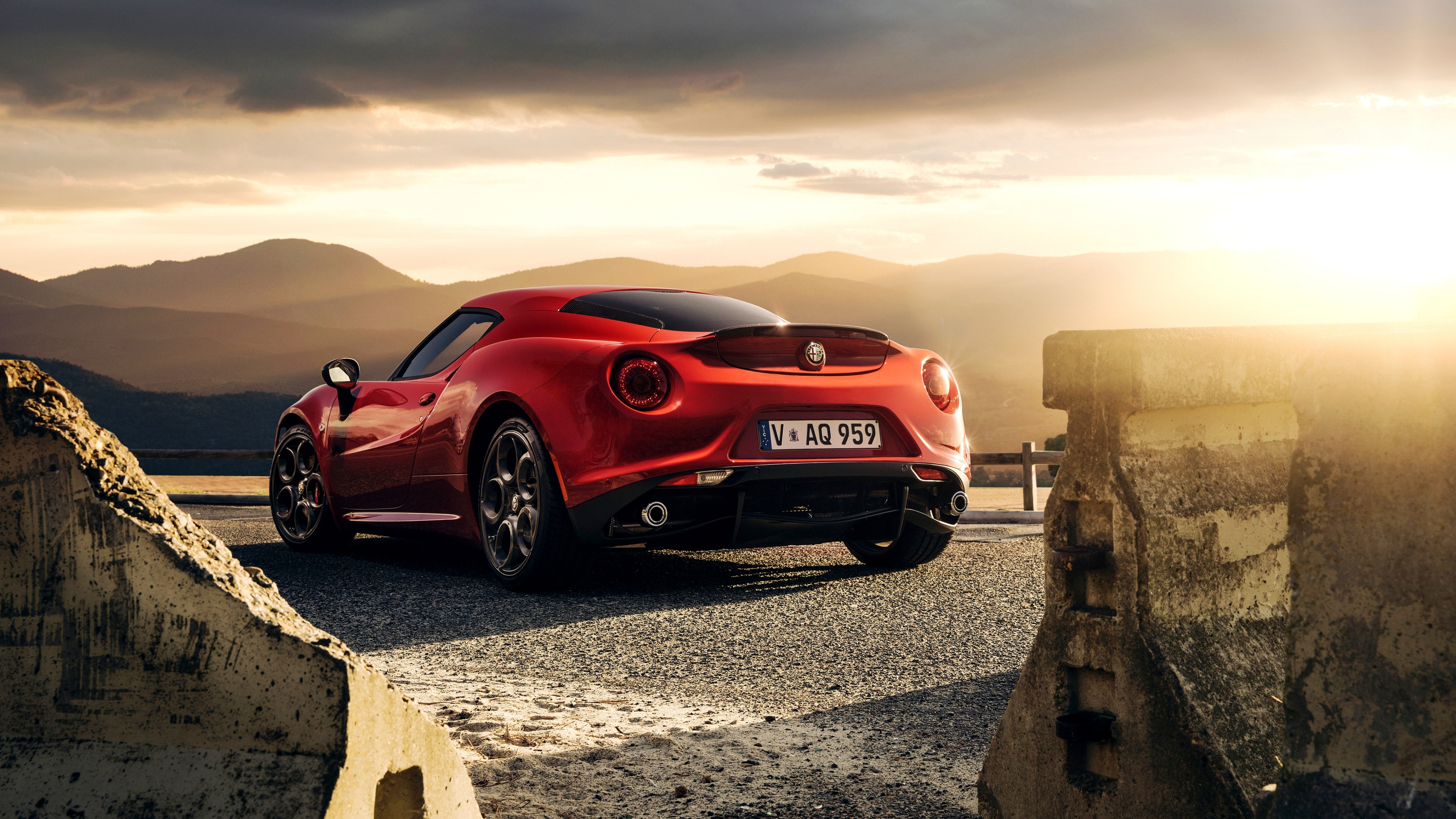 alfa romeo 4c launch edition 2015 wallpapers 3840x2160 2903003. Black Bedroom Furniture Sets. Home Design Ideas