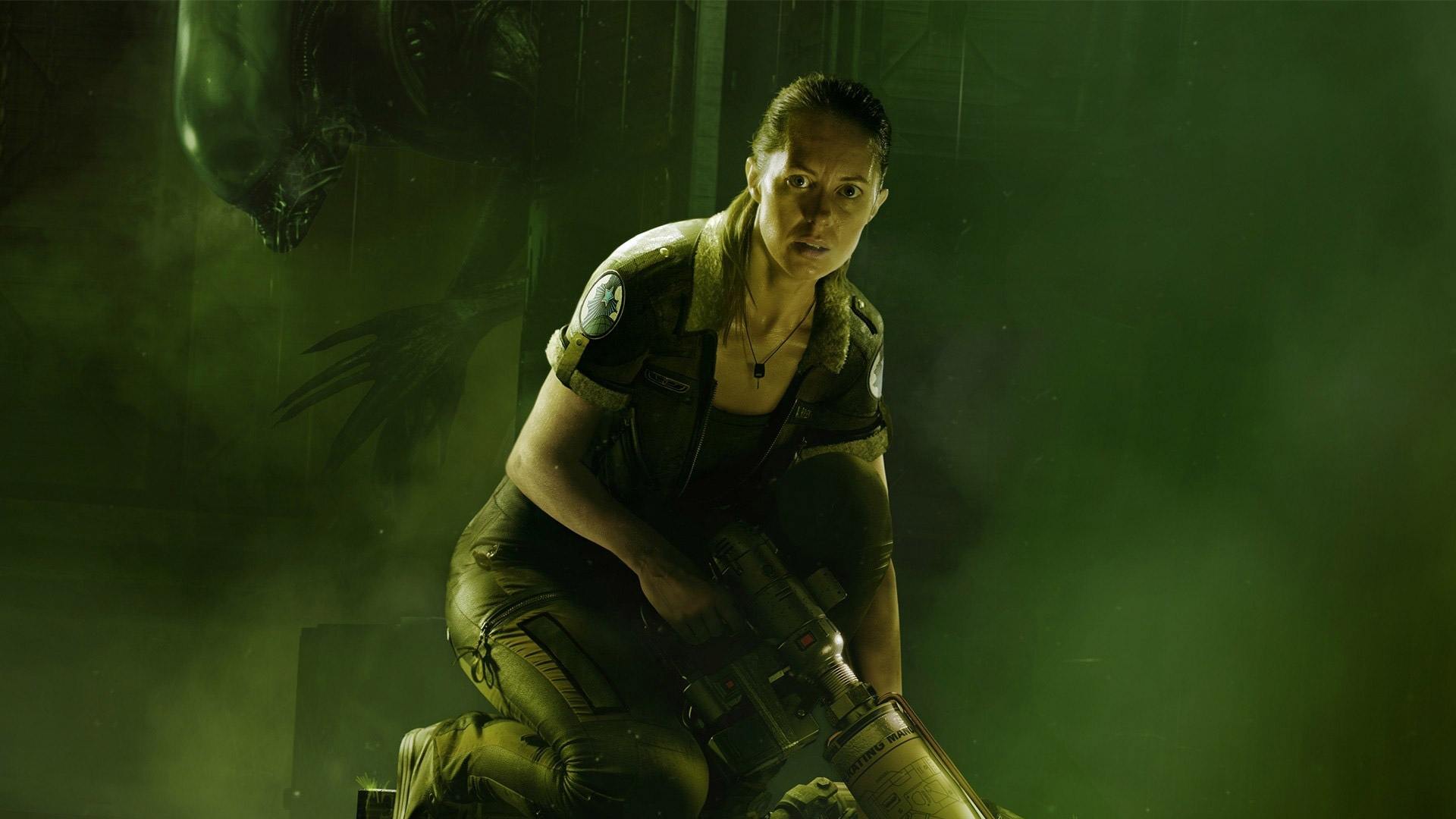 Amanda Ripley Alien: Isolation Wallpapers - 1920x1080 - 293830