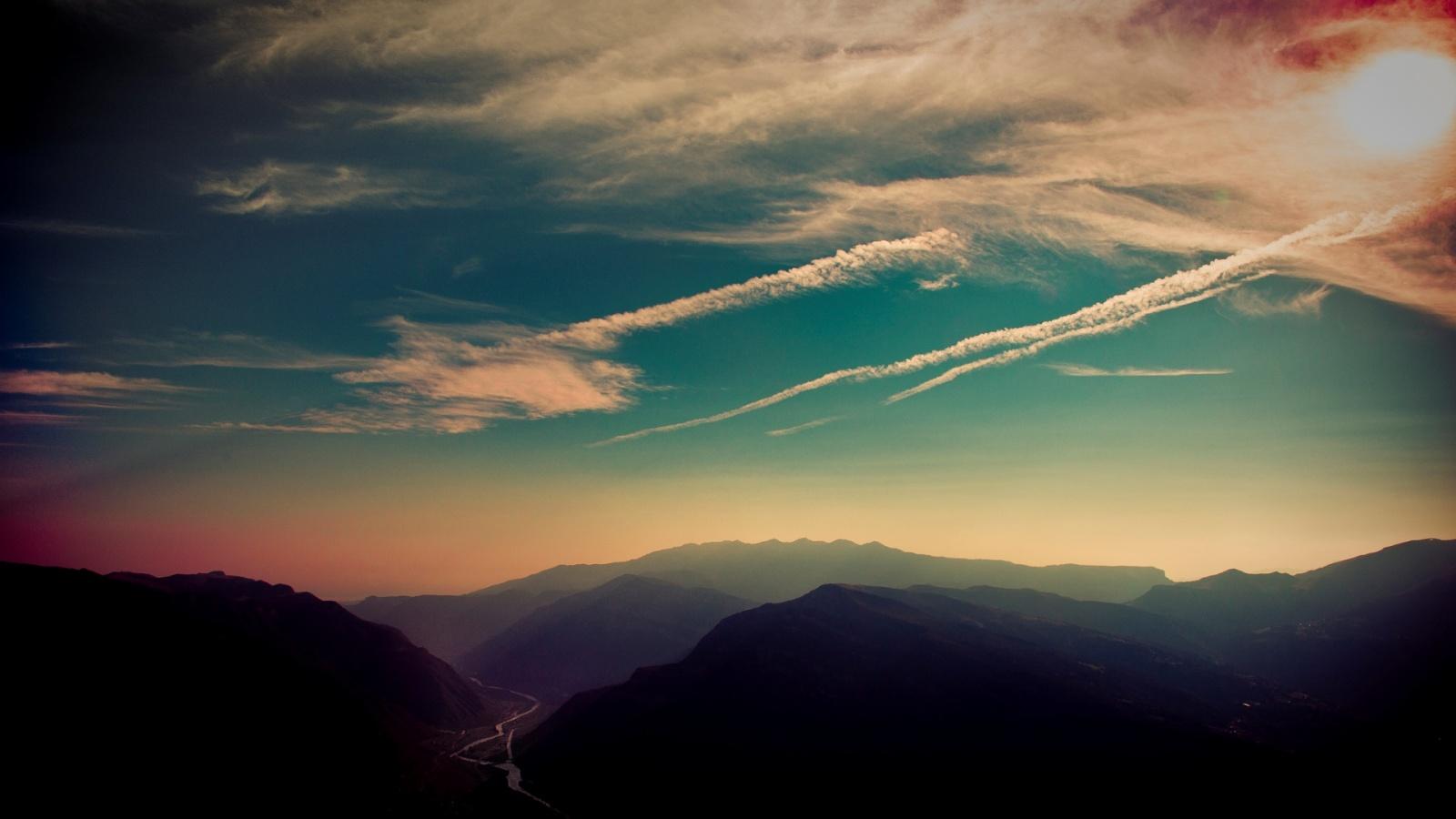 sky wallpaper 1600 x 900 - photo #13