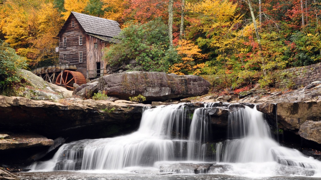 Amazing Watermill