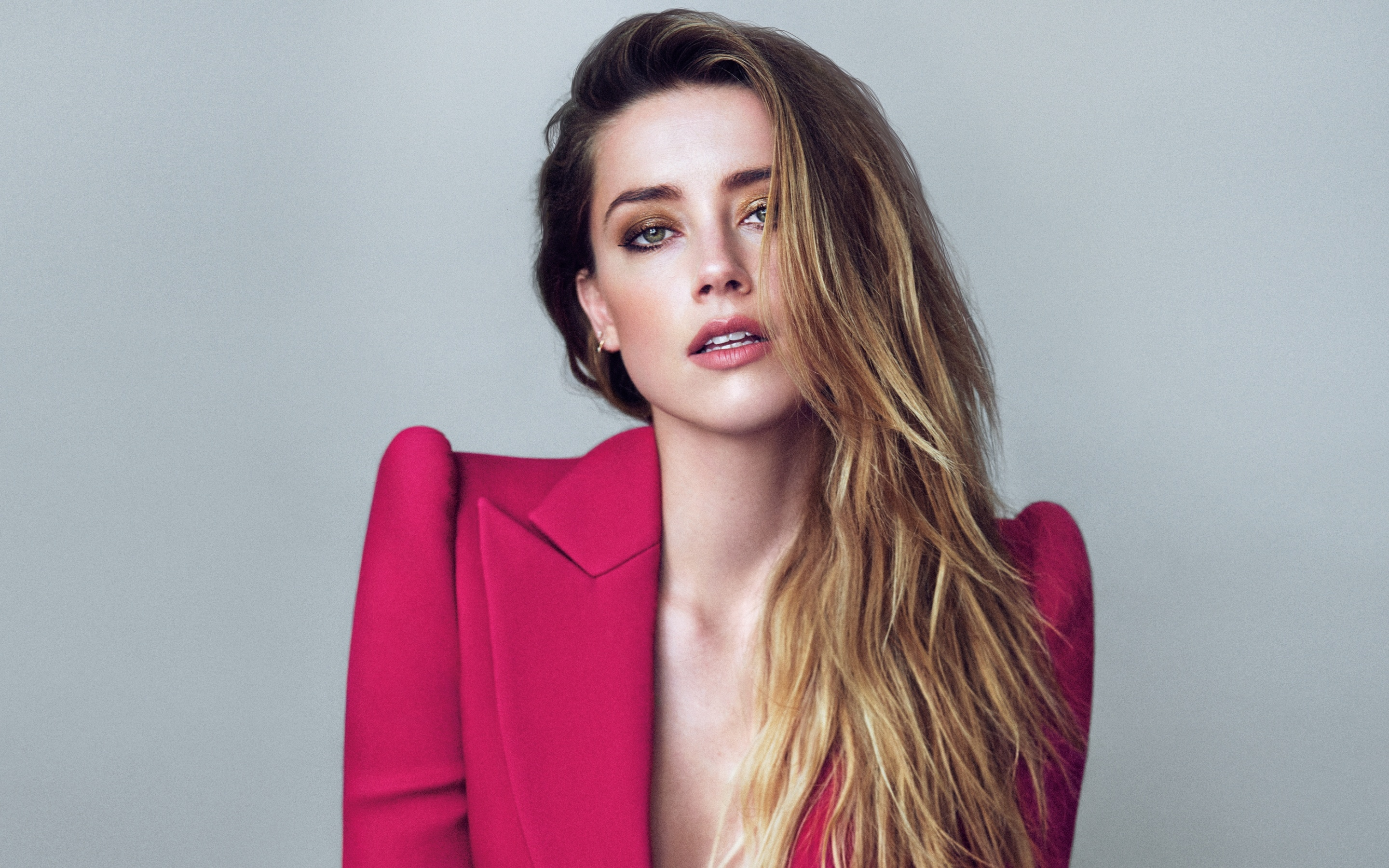 Amber Heard Marie Claire 2015