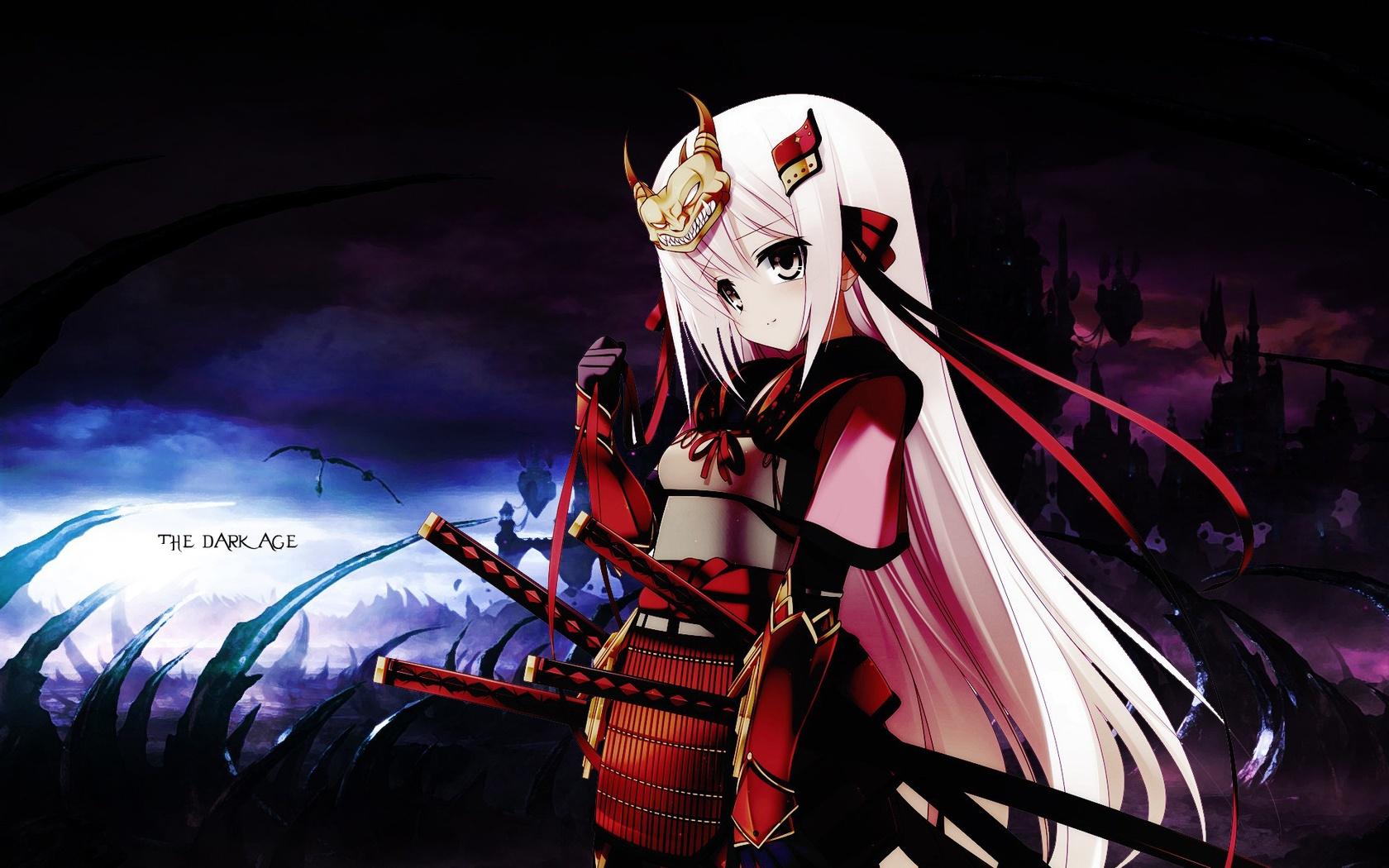 warrior neko girl wallpaper - photo #20