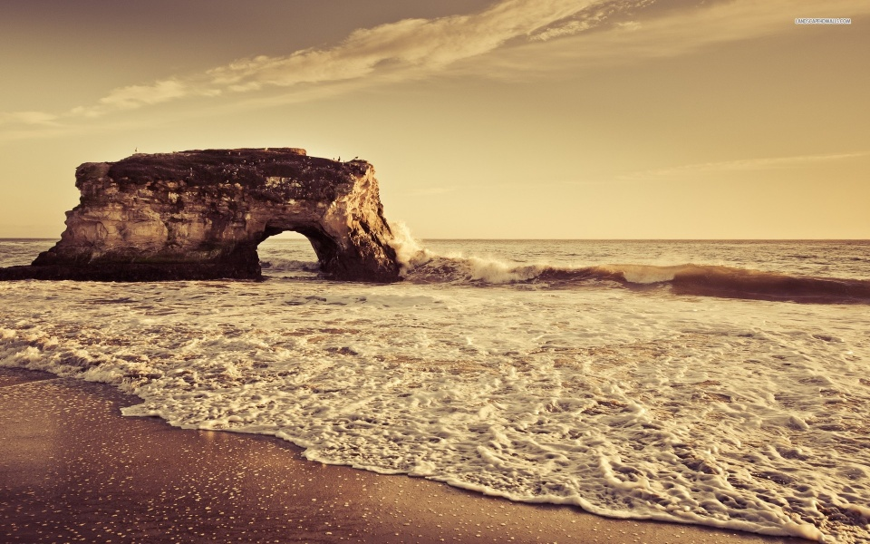 Arch Rock at The Shore