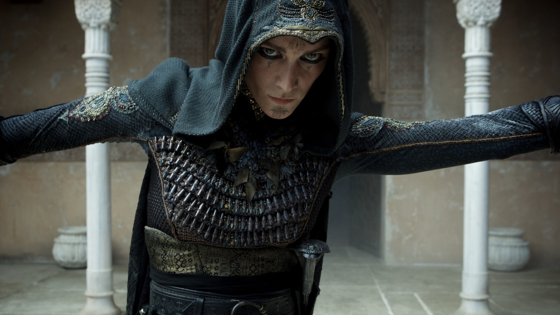Ariane Labed As Maria Assassin's Creed 2016