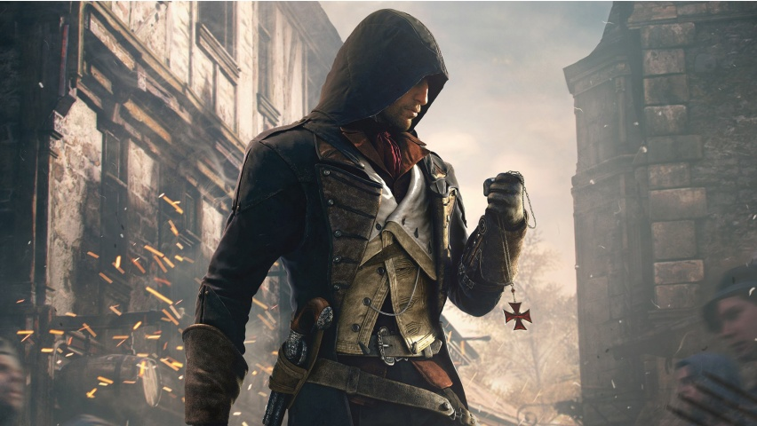Arno Dorian Assassin's Creed Unity