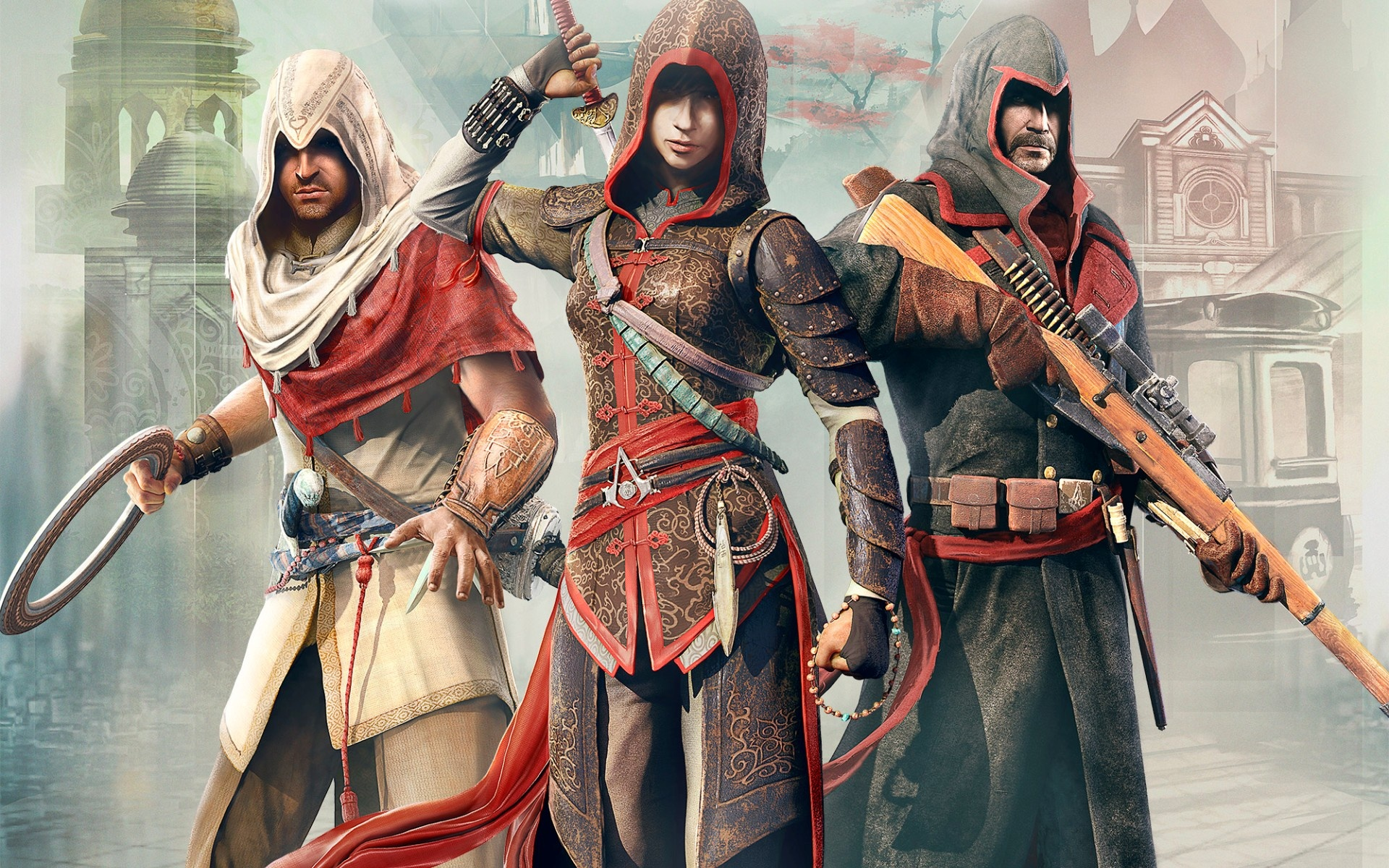 Assassins Creed Chronicles 2016 Wallpapers