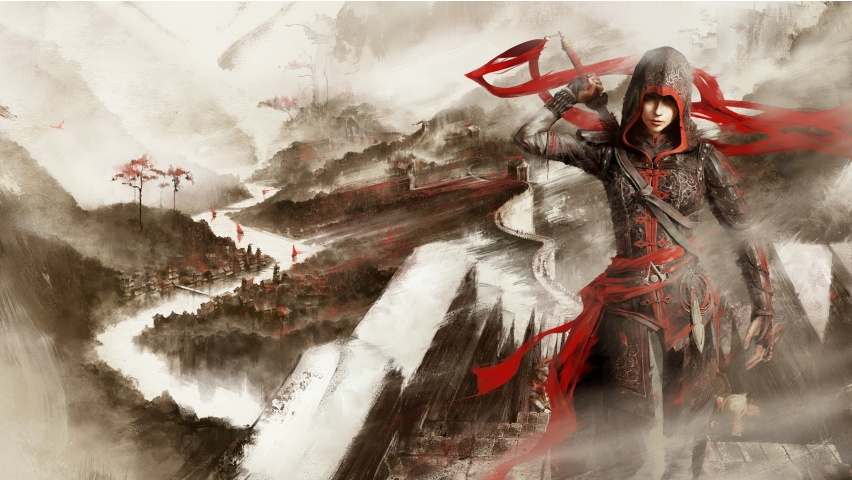 Assassins Creed Chronicles Chronicles China