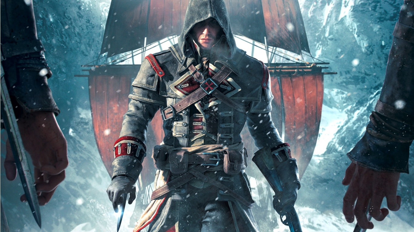 Assassin's Creed Rogue 2014 Wallpapers