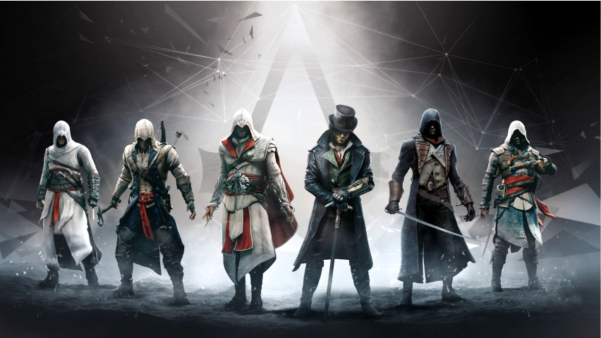 Assassin's Creed Syndicate Character