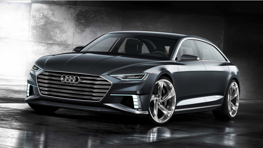 Audi Prologue Avant Concept 2015