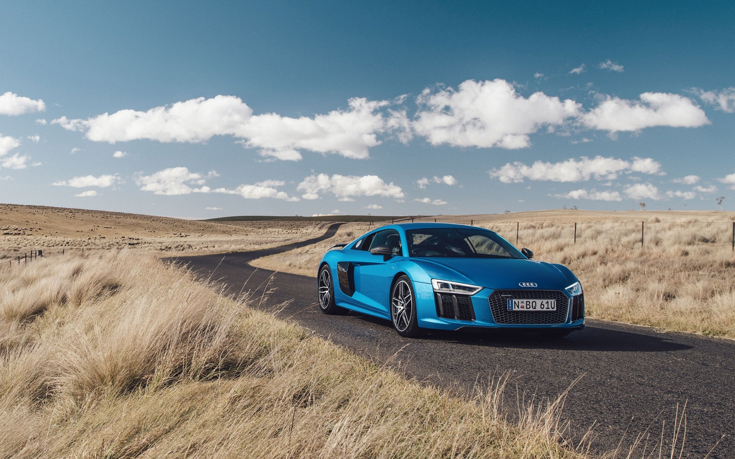 Audi R8 V10 Plus 2016 Wallpapers 1440x900 602444