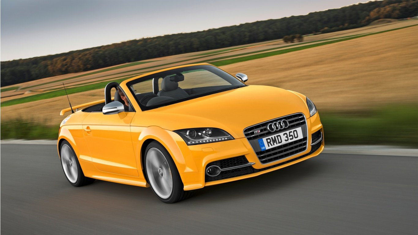 Audi Tts Cabriolet Limited Edition 2013 Wallpapers