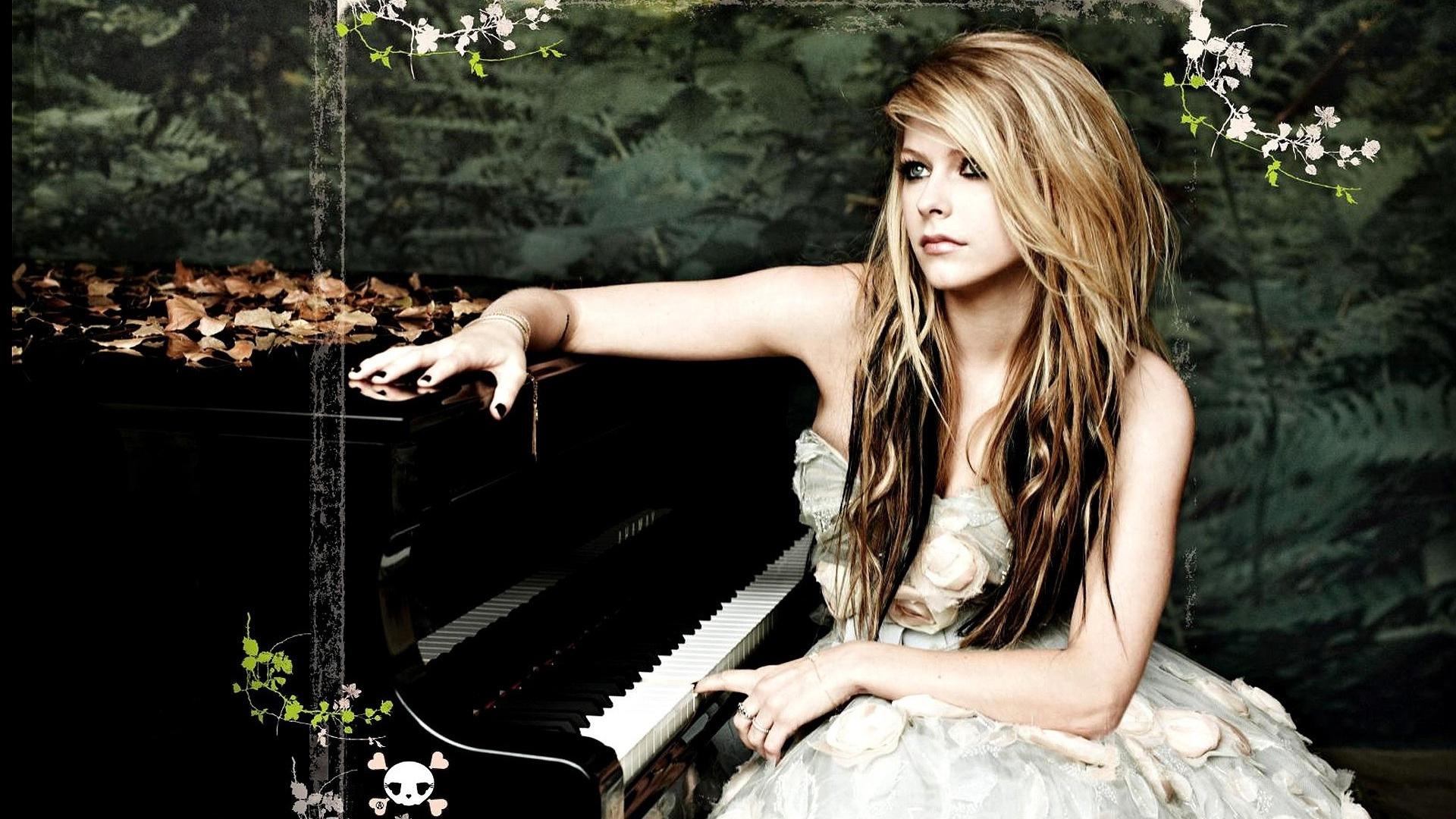 Avril Lavigne Goodbye Lullaby Album Wallpapers - 1920x1080 ...